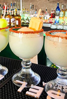 North San Antonio seafood spot Costa Pacifica is now offering paleta-ritas to beat the heat.