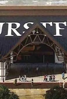 The  New Braunfels Wurstfest Association shared a rendering of the rebuilt Marketplatz.