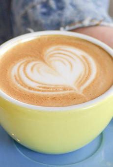 Folks can get a $1 coffee from Revolución Coffee + Juice through July 31.