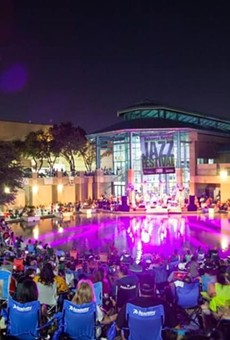 This year's lineup for the Balcones Heights Jazz Festival includes Johnny Britt and the Joe Posada Trio.