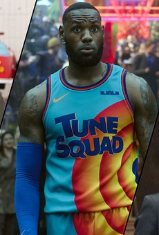 Cinematic Spillover: Short reviews of Space Jam: A New Legacy, I Carry You with Me and Die in a Gunfight