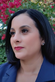 Ina Minjarez is one of roughly 60 state Democratic lawmakers who flew from Austin to Washington D.C. earlier this month to break quorum.