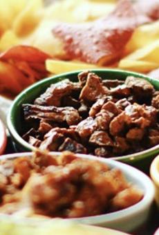 San Antonio's first Fuego Tortilla Grill is now open.