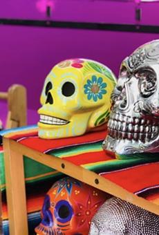 San Antonio's Día de los Muertos fest will return to Hemisfair this fall.