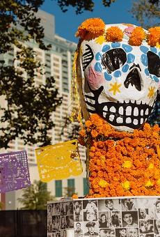 Ninth annual Día de los Muertos festival returning to San Antonio's Hemisfair this fall