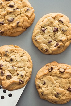 Tiff's Treats locations will give away free chocolate chip cookies August 4.