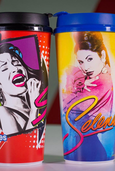 Selena Coffee Cups are Coming to Stripes Next Week