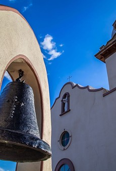 The Ysleta Mission, located in the Ysleta del Sur Pueblo in El Paso is recognized as the oldest continuously operated parish in Texas and is listed as a historical place by the Texas Historical Commission.