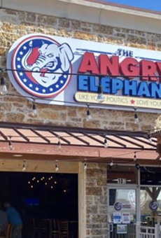 The team behind North SA's politically-themed drinkery The Angry Elephant will soon introduce a more upscale space called Shin-Dig.