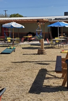 Brooster's Backyard Icehouse is planning a huge multi-sport venue.