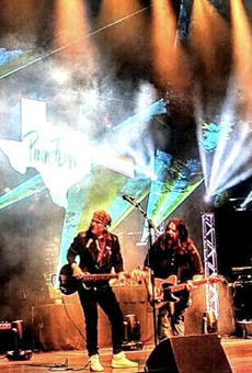Texas Pink Floyd will headline the Dark Side of the Brew & Skew Music Festival.