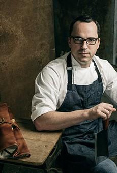Steve McHugh will host guest Chef Todd Pulsinelli for San Antonio Food & Wine Alliance benefit dinner.