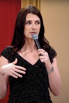 Carmen Lynch will return for the 2nd annual Ha Comedy Festival in September.