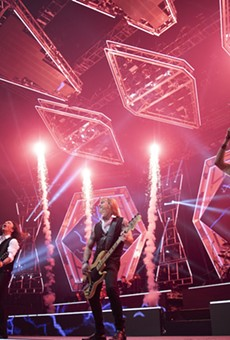 Multi-platinum holiday rockers Trans-Siberian Orchestra will play the AT&T Center in December.