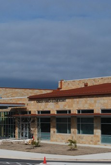 Kinder Ranch Elementary is located in North San Antonio, near the intersection of 281 and Bulverde Road.