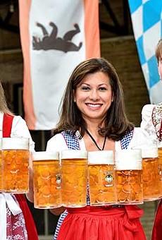 Southtown's Beethoven Männerchor will host Oktoberfest festivities spanning over two weekends.