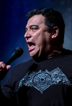 LOL Comedy Club is hosting Carlos Mencia for a full weekend of stand-up.