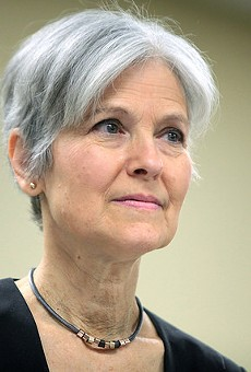 Some folks on Twitter are laying blame for the current state of the U.S. Supreme Court on Jill Stein. That's not exactly fair.