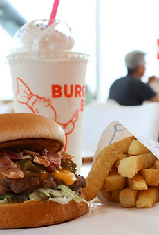 The location of San Antonio's sixth Burger Boy will be on the city's Northeast side.