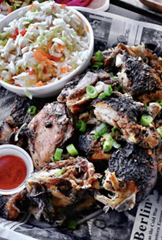 Jerk Shack owner Nicola Blaque says she expects to reopen the restaurant in a new location.