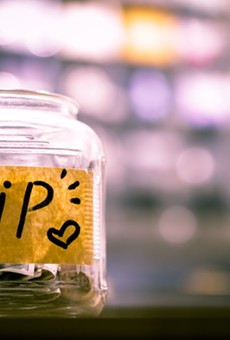 Under the new rules, employers will face civil penalties of $1,100 when they keep employees' tips.