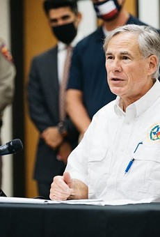 Gov. Greg Abbott initiated a policy in July that called for law enforcement to arrest border crossers on charges such as trespass and vandalism.
