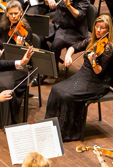 Striking San Antonio Symphony musicians receive pledge of $10,000 in support from Baltimore