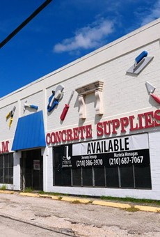 This warehouse at 1606 N. Colorado St. was purchased recently by David Adelman.