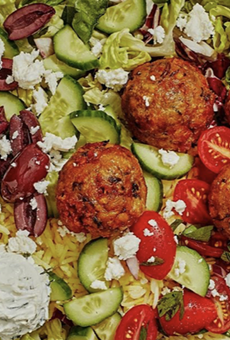 Mediterranean restaurant chain Cava has opened its first San Antonio location.