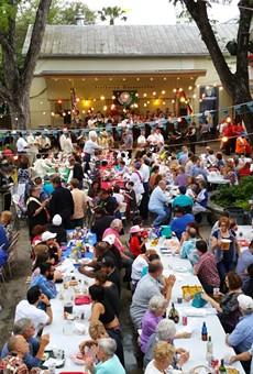 San Antonio has several biergartens perfect for celebrating Oktoberfest.