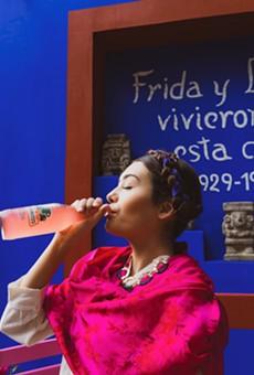 San Antonio residents can explore the vibrant Frida Kahlo exhibit at the San Antonio Botanical Garden for free this Saturday.