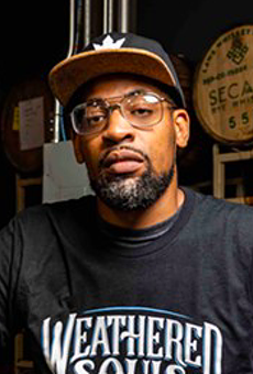 Marcus Baskerville will in 2022 open a brewery and incubator in Charlotte, North Carolina.