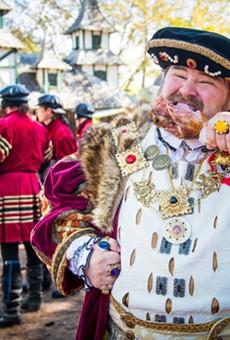 The Texas Renaissance Festival will open Oct. 9.