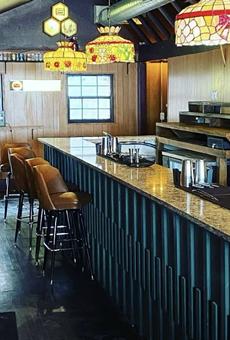 Jeret Peña's Pearl-adjacent Three Star Bar is now open.