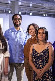 The Breathe Collective (from left: Julysa Sosa, Anthony Francis, Audrya Flores, Ceiba Ili and Suzy González) are among this year's featured artists.
