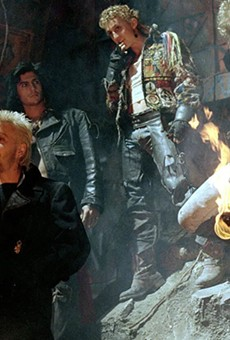 Shotgun House Roasters latest horror movie night features The Lost Boys.