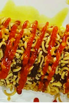 San Antonio's Mochinut now serving Korean corn dogs with crispy ramen, Hot Cheeto breading