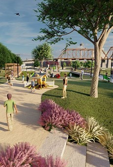 Civil engineering company Dunaway has released plans for long-awaited Berkley V. And Vincent M. Dawson Park design.