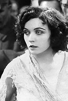 San Antonio Museum of Art screens Hotel Imperial, featuring San Antonio-tied actress Pola Negri