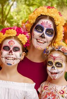 The San Antonio Botanical Garden's current exhibition Frida Kahlo Oasis will conclude with a two-day Día de los Muertos celebration.
