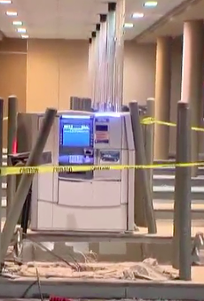 The case of the missing ATM, part 2.
