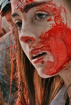 A Vegetarian Virgin Turns Cannibal in the French Horror Flick Raw