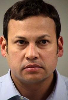 Mark Benavides was first arrested in November 2015