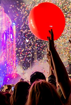 The Flaming Lips Playing Maverick Music Festival 2016