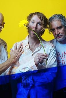 Buttercup, left to right: Odie, Erik Sanden, Joe Reyes.