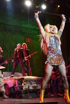 The Tobin Welcomes National Tour of Hedwig — the Queerest Musical Ever