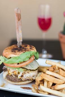 Eat a Burger at MAX's Wine Dive and Give Back to the SA Humane Society