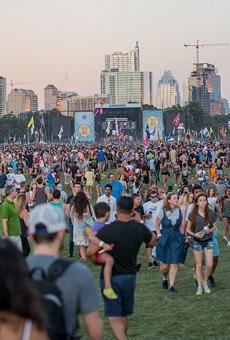 ACL Lineup Includes Gorillaz, Chance The Rapper and Red Hot Chili Peppers