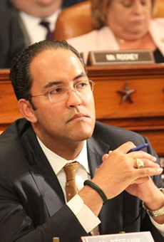 Congressman Will Hurd One of Few Republican Lawmakers to Oppose AHCA