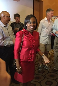 Mayor Taylor heads to a June 10 runoff with Ron Nirenberg